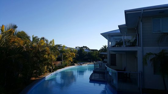 Oaks Pacific Blue Resort Salamander Bay: 20160826_074020_001_large.jpg
