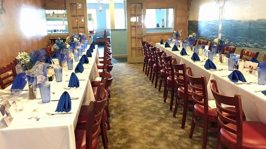 Havre de Grace, MD: Banquet Room