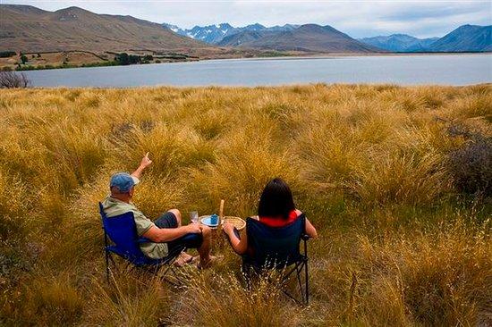 Ashburton, Nuova Zelanda: Lake Heron