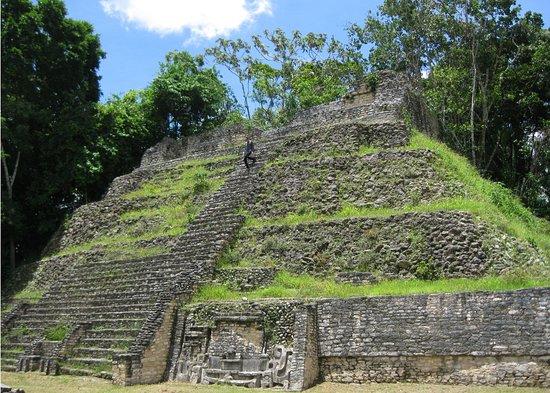 San Ignacio, Belice: Balaam tour caracol