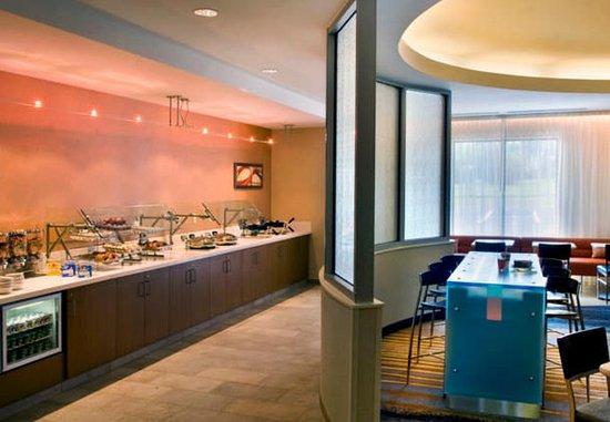 East Syracuse, Нью-Йорк: Breakfast Buffet