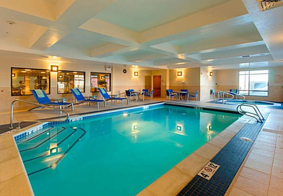 Orem, UT : Indoor Pool