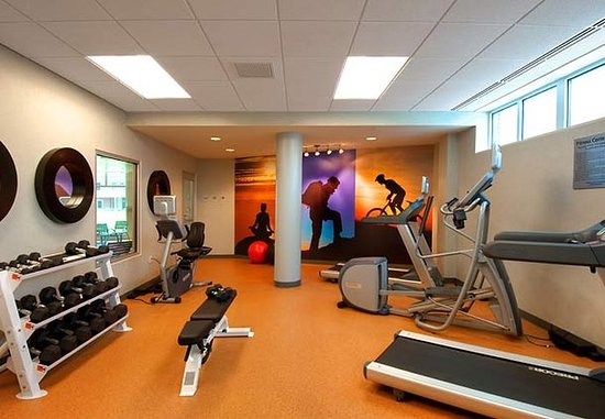Keene, NH: Fitness Center