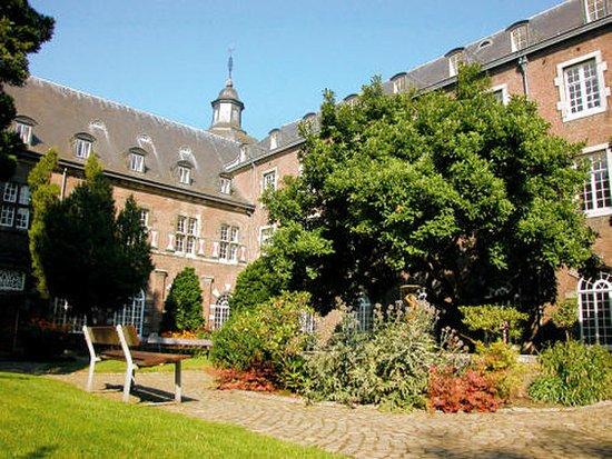 Kerkrade, Países Bajos: Inner courtyard
