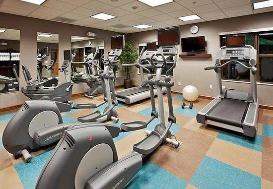 San Marcos, CA: Fitness Center