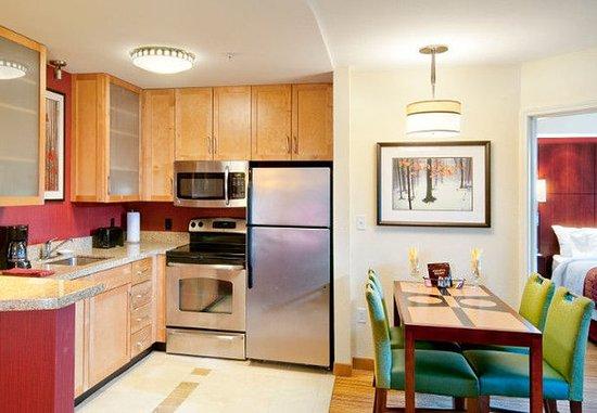 Colchester, Vermont: Suite Kitchen