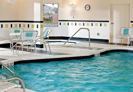 Harrisonburg, Βιρτζίνια: Indoor Pool