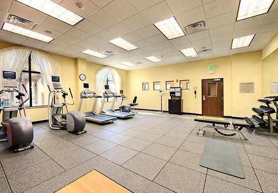 Houma, Λουιζιάνα: Fitness Center