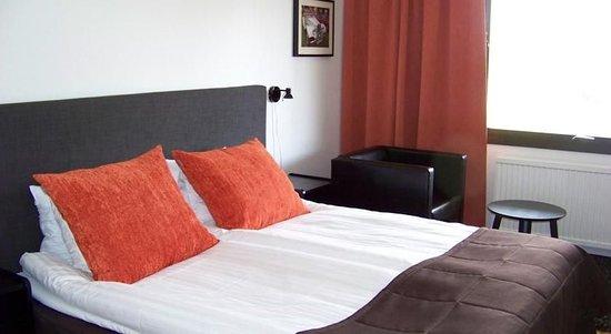 Hjo, İsveç: Standard dubble room