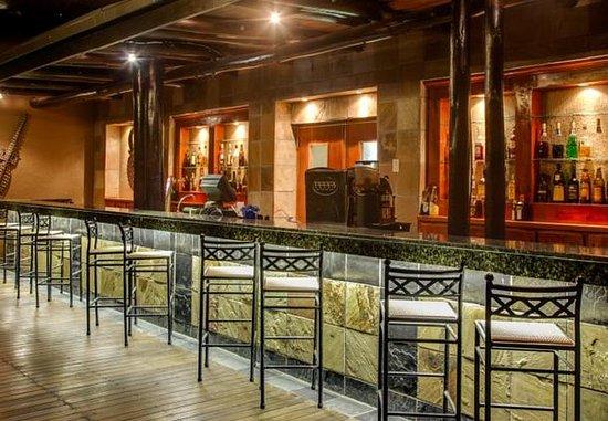 Skukuza, Sør-Afrika: Shillovo Bar