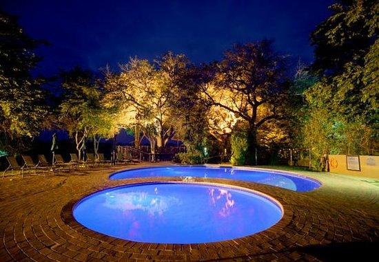 Skukuza, Sør-Afrika: Outdoor Pool