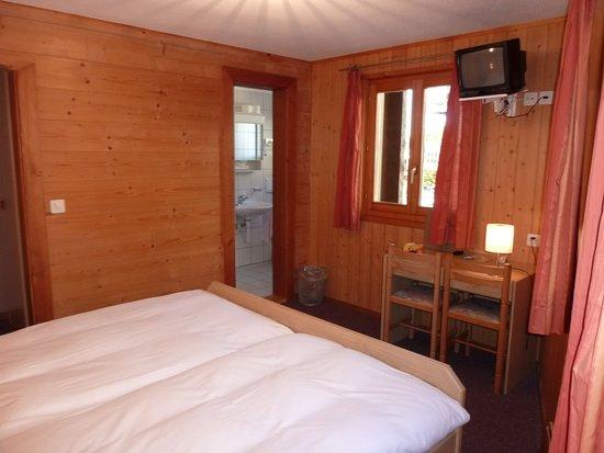 Bettmeralp, Svizzera: double room standard west