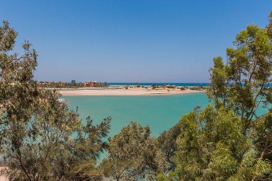 Hotel Sultan Bey Resort: Zeytouna Island beach