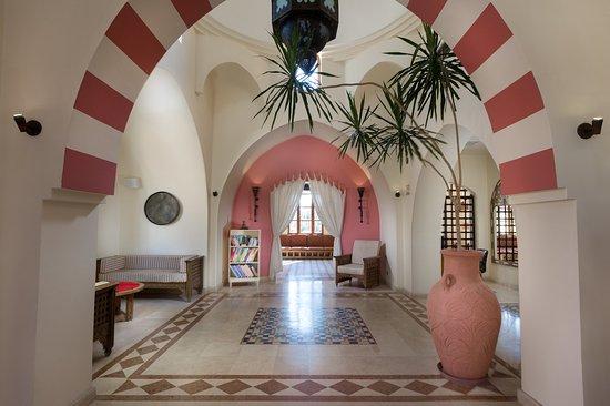 Hotel Sultan Bey Resort: Sultan Bey Hotel El Gouna Lobby