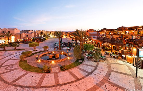 Hotel Sultan Bey Resort: Downtown Elgouna Entertainment