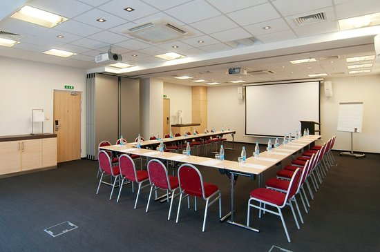 Holiday Inn St. Petersburg Moskovskiye Vorota: Meeting Room