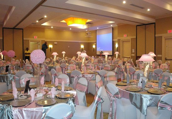 Courtyard Warner Robins: Wedding Reception