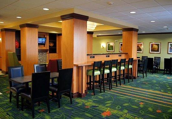 West Covina, Californie : Lobby Sitting Area