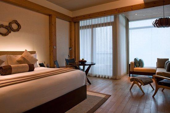 Chun'an County, Çin: Single Bed Guest Room