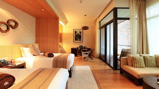 Chun'an County, Çin: Twin Beds Superior View Room