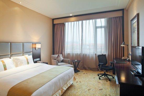 Mudanjiang, China: King Bed Guest Room