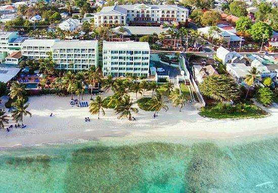 Courtyard Bridgetown, Barbados: Aerial View