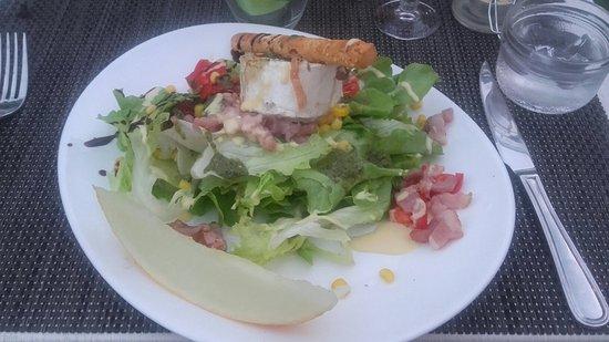 Les-Salles-sur-Verdon, فرنسا: Pizzeria Chez Lulu