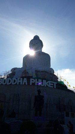 Чалонг, Таиланд: Afternoon Sun