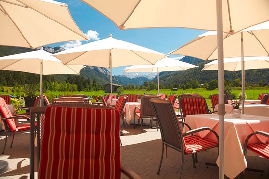 Rilano Resort Steinplatte: Terrace