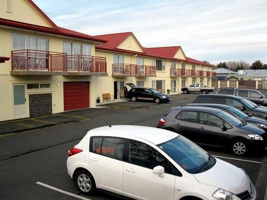 Palmerston North, Nuova Zelanda: Exterior view