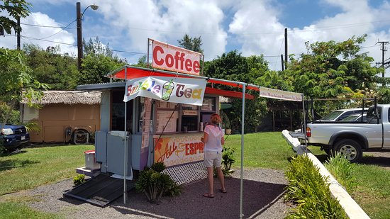 Image result for roadside coffee stand