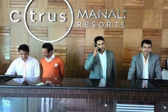 Citrus Manali Resorts: Thanks for the lovely staffs.