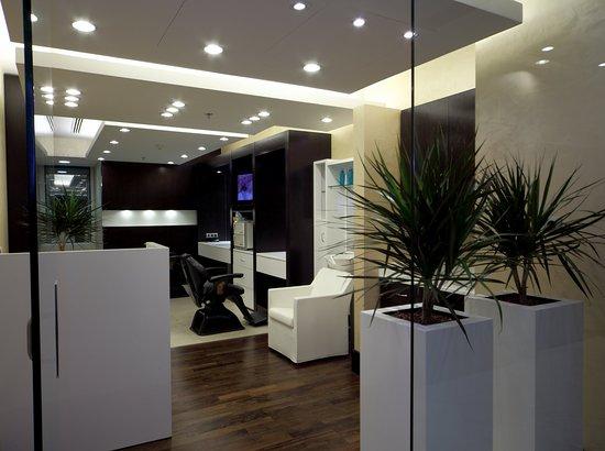 Crowne Plaza Riyadh Minhal: Salon