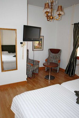 Avesta, Швеция: Double room