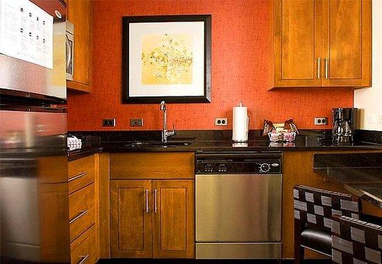 Fairfax, VA: Suite Kitchen