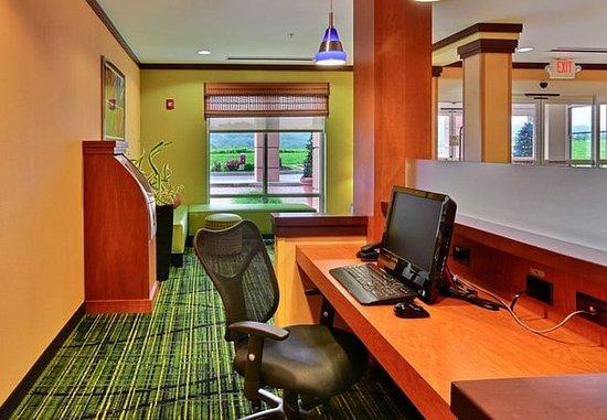 Huntingdon, PA: Business Center