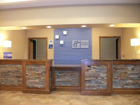 Cortland, estado de Nueva York: You are always welcome at the Holiday Inn Express