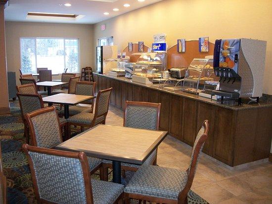 Cortland, estado de Nueva York: Start your day with pancakes