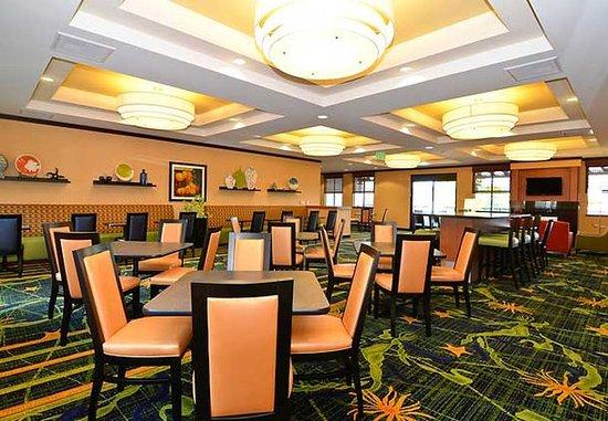 Capitola, Kalifornia: Breakfast Room