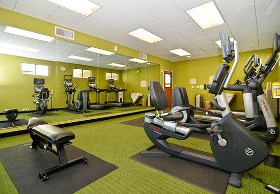Capitola, CA: Exercise Room