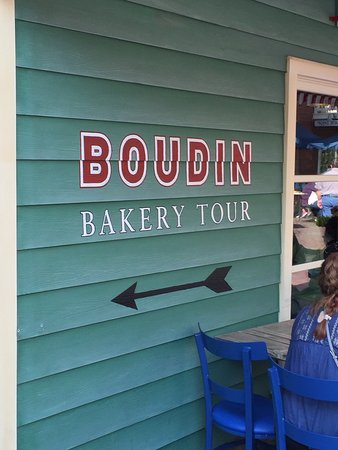 The Bakery Tour Hosted By Boudin Bakery Anaheim Ca