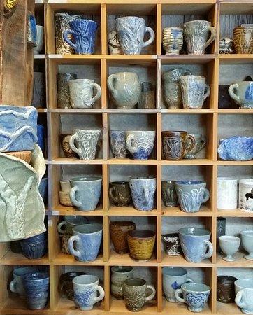Blue Stone Pottery