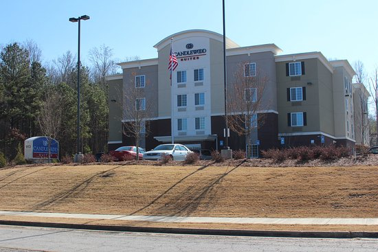 Lithia Springs, GA: Hotel Exterior