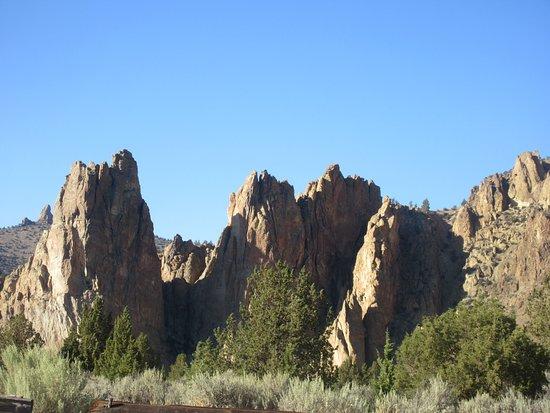 Smith Rock State Park, Redmond, Oregon