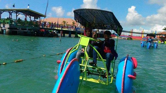 Wisata Bahari Lamongan Picture Of Wisata Bahari Lamongan Lamongan