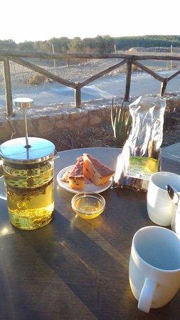 Гавдос, Греция: A wonderful breakfast