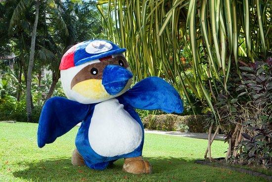 Pacific Islands Club Guam: Siheky - PIC Mascot