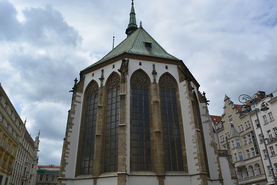Brno, Republika Czeska: St. Jacobs