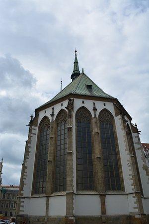 Brno, Çek Cumhuriyeti: St. Jacobs