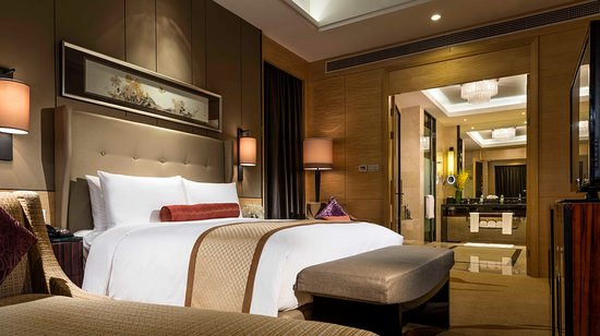 Tangshan, Chine : Club deluxe Suite 2